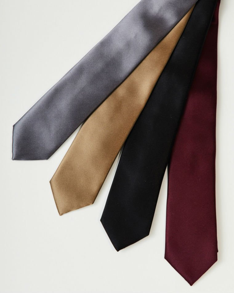 LITTLEBIG<br />Plain Silk Tie / Grey<img class='new_mark_img2' src='//img.shop-pro.jp/img/new/icons47.gif' style='border:none;display:inline;margin:0px;padding:0px;width:auto;' />