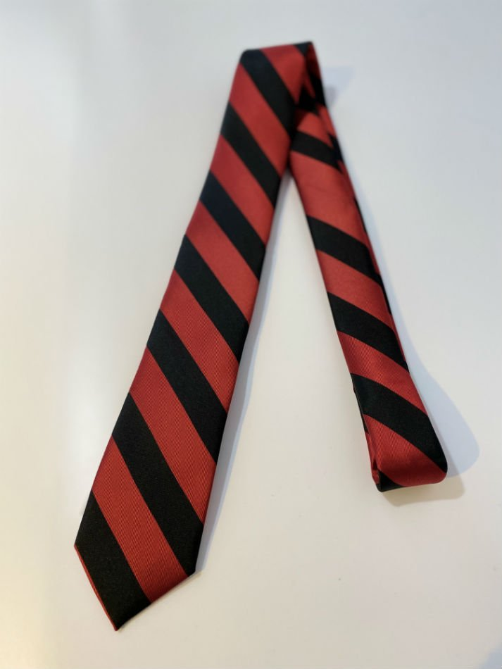 LITTLEBIG<br />Stripe Silk Tie / Red<img class='new_mark_img2' src='//img.shop-pro.jp/img/new/icons47.gif' style='border:none;display:inline;margin:0px;padding:0px;width:auto;' />