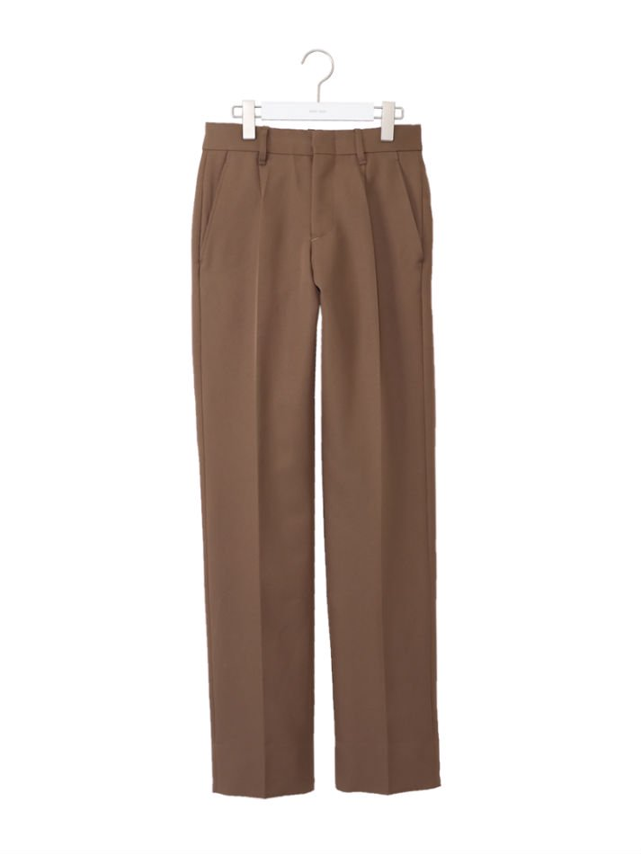 NEON SIGN<br />Slim Tapered Slacks / Camel<img class='new_mark_img2' src='https://img.shop-pro.jp/img/new/icons47.gif' style='border:none;display:inline;margin:0px;padding:0px;width:auto;' />