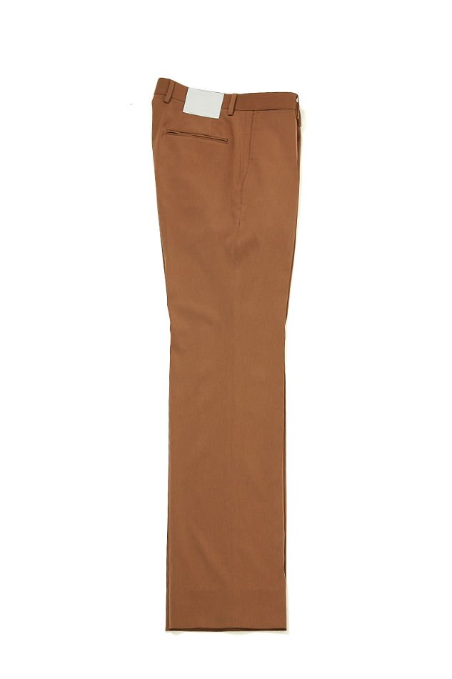 soe<br />Saddleman Slacks Straight Flare Fit / BEIGE<img class='new_mark_img2' src='https://img.shop-pro.jp/img/new/icons47.gif' style='border:none;display:inline;margin:0px;padding:0px;width:auto;' />