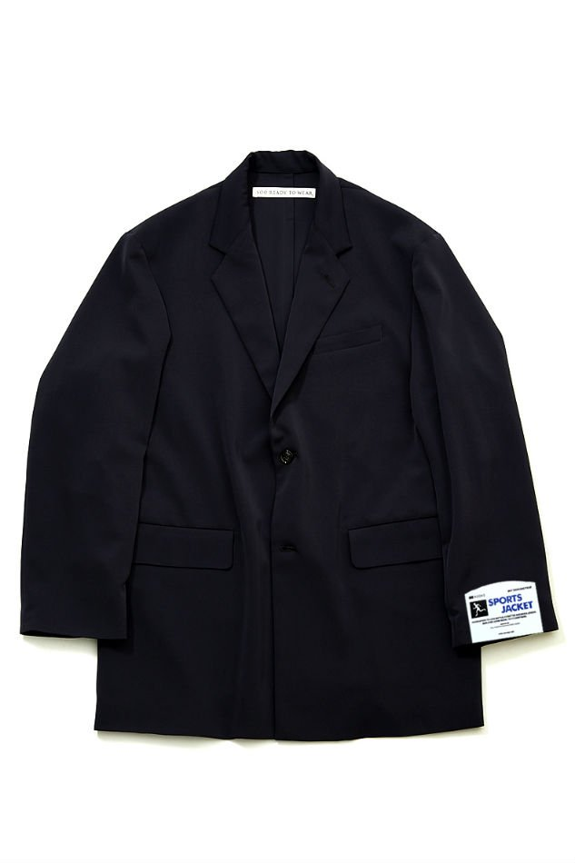 soe<br />Sport Jacket &Sport Slacks SET/ BLACK<img class='new_mark_img2' src='https://img.shop-pro.jp/img/new/icons14.gif' style='border:none;display:inline;margin:0px;padding:0px;width:auto;' />