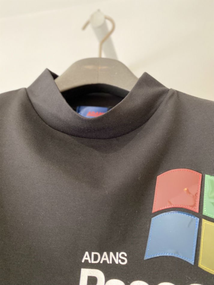 ADANS<br />[40%off] PASOCON TEE / BLACK<img class='new_mark_img2' src='https://img.shop-pro.jp/img/new/icons20.gif' style='border:none;display:inline;margin:0px;padding:0px;width:auto;' />