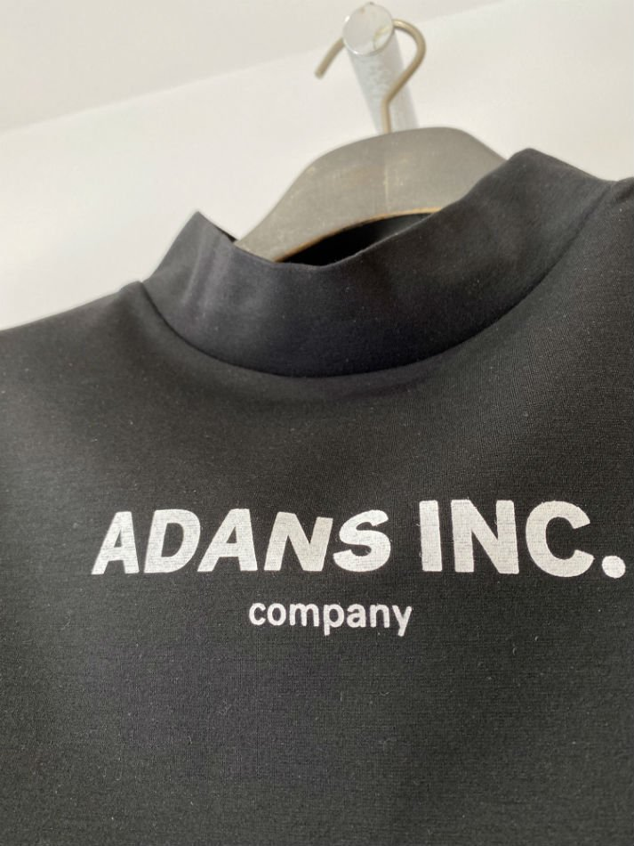 ADANS<br />ADANS INC. TEE / BLACK<img class='new_mark_img2' src='//img.shop-pro.jp/img/new/icons14.gif' style='border:none;display:inline;margin:0px;padding:0px;width:auto;' />