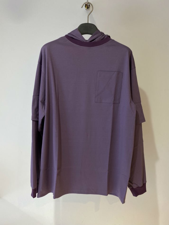 LITTLEBIG<br />Layeard Parka / Purple<img class='new_mark_img2' src='https://img.shop-pro.jp/img/new/icons47.gif' style='border:none;display:inline;margin:0px;padding:0px;width:auto;' />