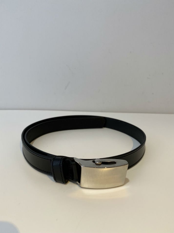 KAIKO<br />[30%off] FORCELESS BELT / BLACK<img class='new_mark_img2' src='https://img.shop-pro.jp/img/new/icons20.gif' style='border:none;display:inline;margin:0px;padding:0px;width:auto;' />
