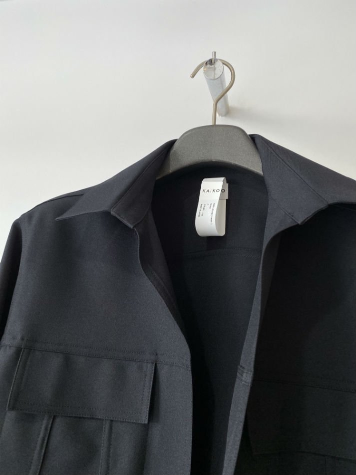 KAIKO<br />[30%off] 70606-JACKET / BLACK <img class='new_mark_img2' src='https://img.shop-pro.jp/img/new/icons20.gif' style='border:none;display:inline;margin:0px;padding:0px;width:auto;' />