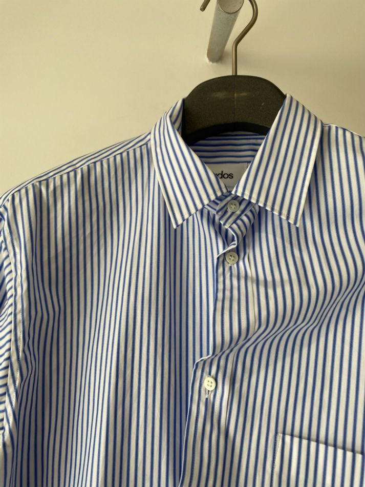 kudos<br />TWISTED SHIRT / STRIPE A<img class='new_mark_img2' src='//img.shop-pro.jp/img/new/icons14.gif' style='border:none;display:inline;margin:0px;padding:0px;width:auto;' />