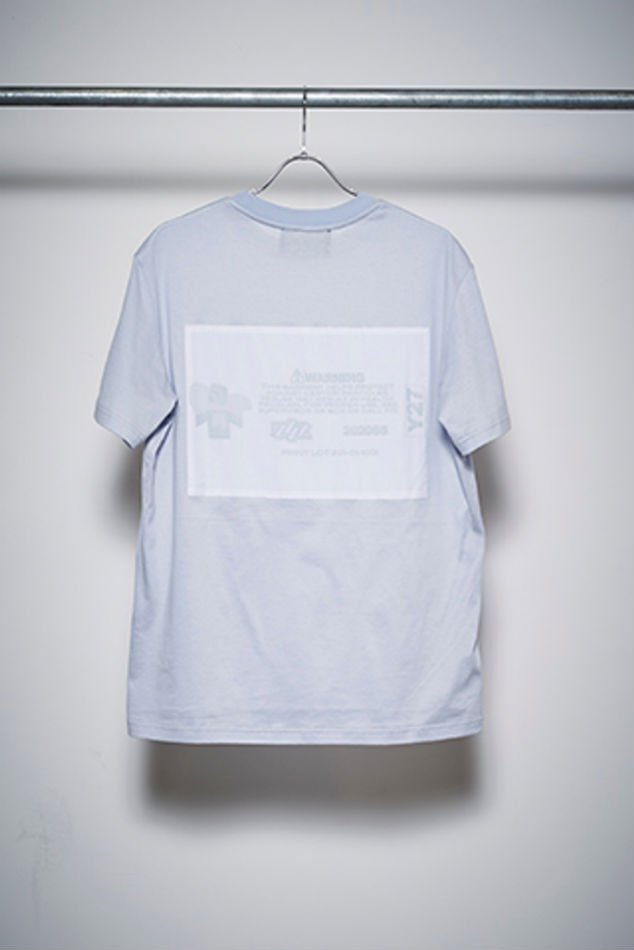 YUKI HASHIMOTO<br />COMPANY TSHIRT / GRAY <img class='new_mark_img2' src='//img.shop-pro.jp/img/new/icons47.gif' style='border:none;display:inline;margin:0px;padding:0px;width:auto;' />