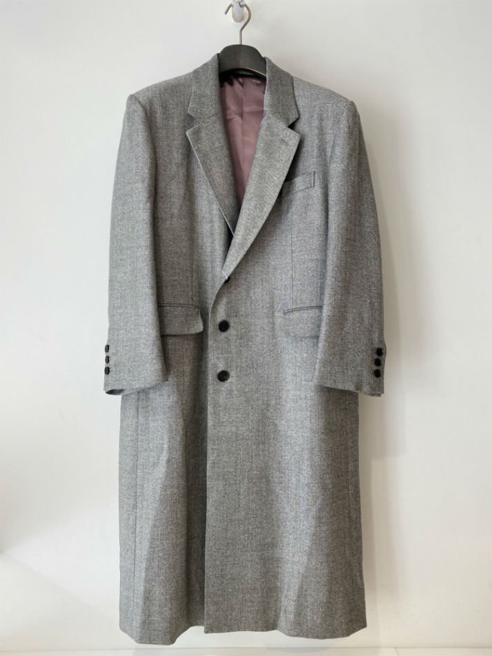 LITTLEBIG<br />[30%off] Semi-Double Chester Field Coat / White<img class='new_mark_img2' src='https://img.shop-pro.jp/img/new/icons20.gif' style='border:none;display:inline;margin:0px;padding:0px;width:auto;' />