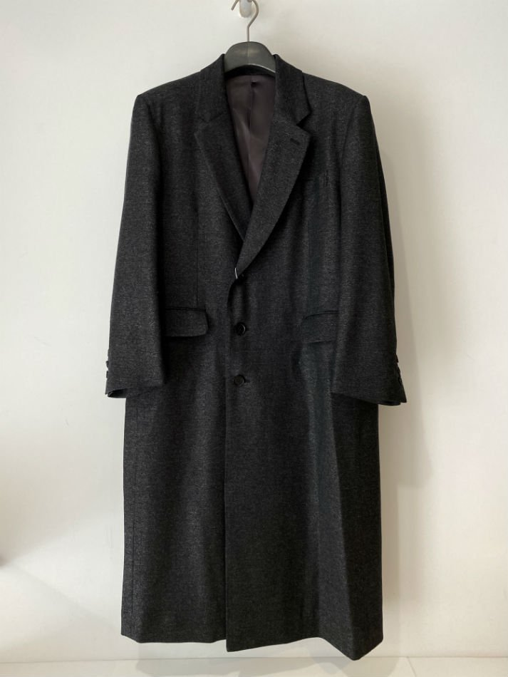 LITTLEBIG<br />[30%off] Semi-Double Chester Field Coat / Black<img class='new_mark_img2' src='https://img.shop-pro.jp/img/new/icons20.gif' style='border:none;display:inline;margin:0px;padding:0px;width:auto;' />