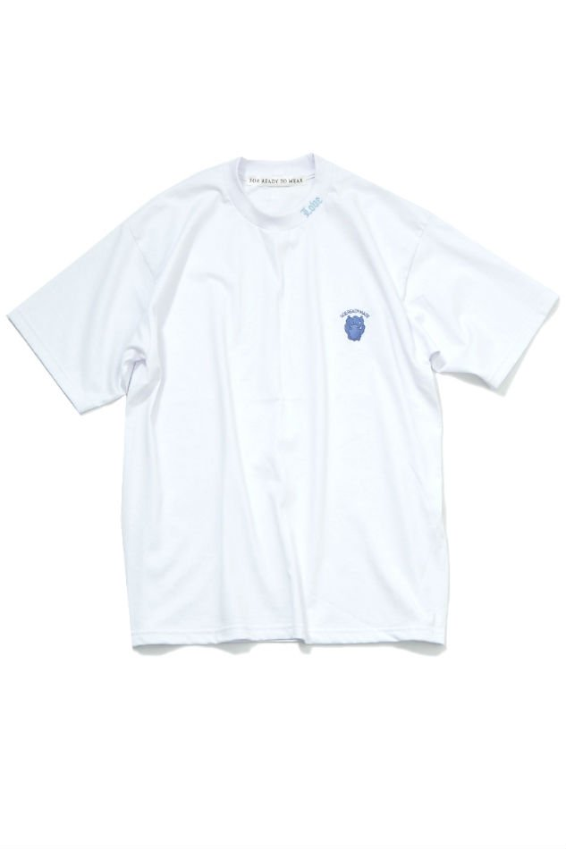 soe<br />Embroidered H/S T-Shirt / WHITE<img class='new_mark_img2' src='https://img.shop-pro.jp/img/new/icons47.gif' style='border:none;display:inline;margin:0px;padding:0px;width:auto;' />