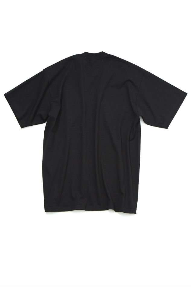 soe<br />Embroidered H/S T-Shirt / BLACK <img class='new_mark_img2' src='//img.shop-pro.jp/img/new/icons14.gif' style='border:none;display:inline;margin:0px;padding:0px;width:auto;' />