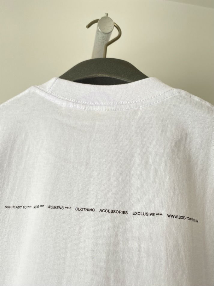 soe<br />H/S T-Shirt with Pocket / WHITE<img class='new_mark_img2' src='https://img.shop-pro.jp/img/new/icons14.gif' style='border:none;display:inline;margin:0px;padding:0px;width:auto;' />