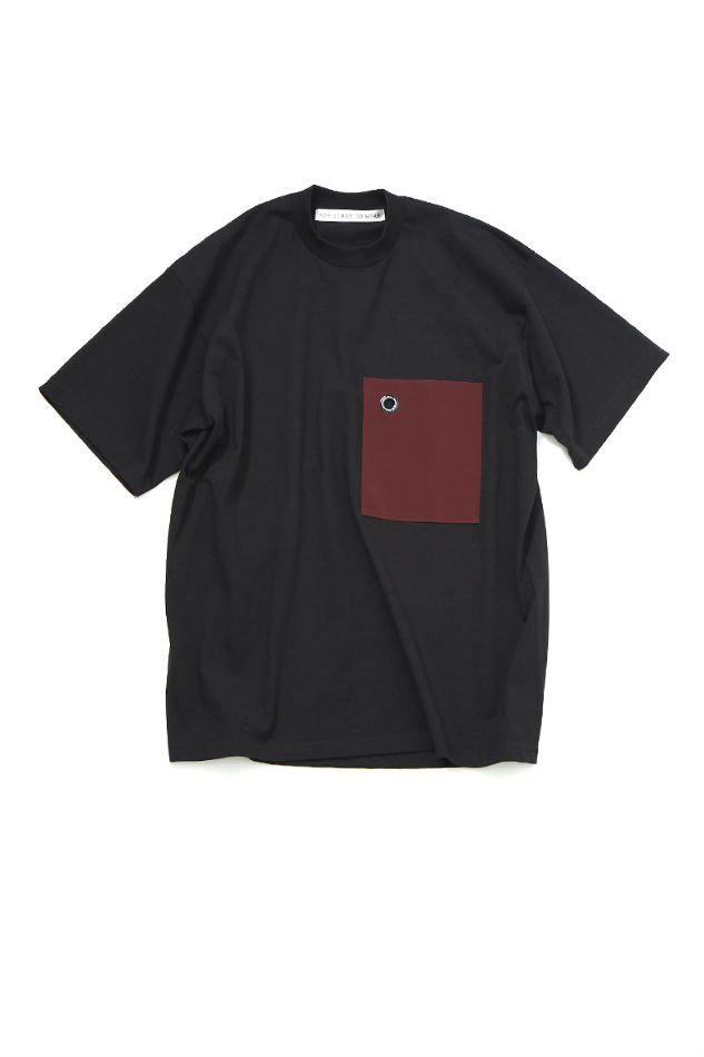 soe<br />H/S T-Shirt with Pocket / BLACK<img class='new_mark_img2' src='https://img.shop-pro.jp/img/new/icons47.gif' style='border:none;display:inline;margin:0px;padding:0px;width:auto;' />