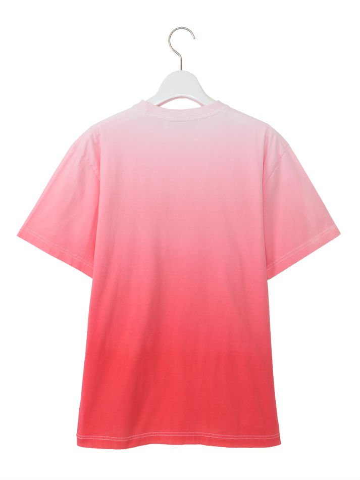 NEON SIGN<br />Space Dye Iconfoil T-Shirt / Coral<img class='new_mark_img2' src='https://img.shop-pro.jp/img/new/icons47.gif' style='border:none;display:inline;margin:0px;padding:0px;width:auto;' />