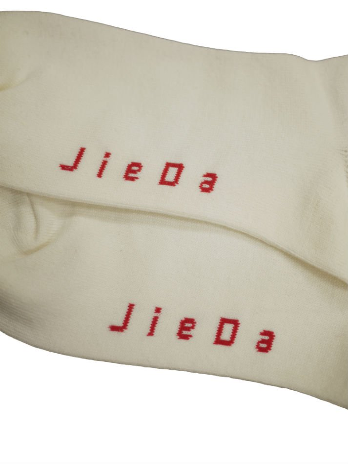 JieDa<br />20AW SOX / WHITE <img class='new_mark_img2' src='https://img.shop-pro.jp/img/new/icons47.gif' style='border:none;display:inline;margin:0px;padding:0px;width:auto;' />
