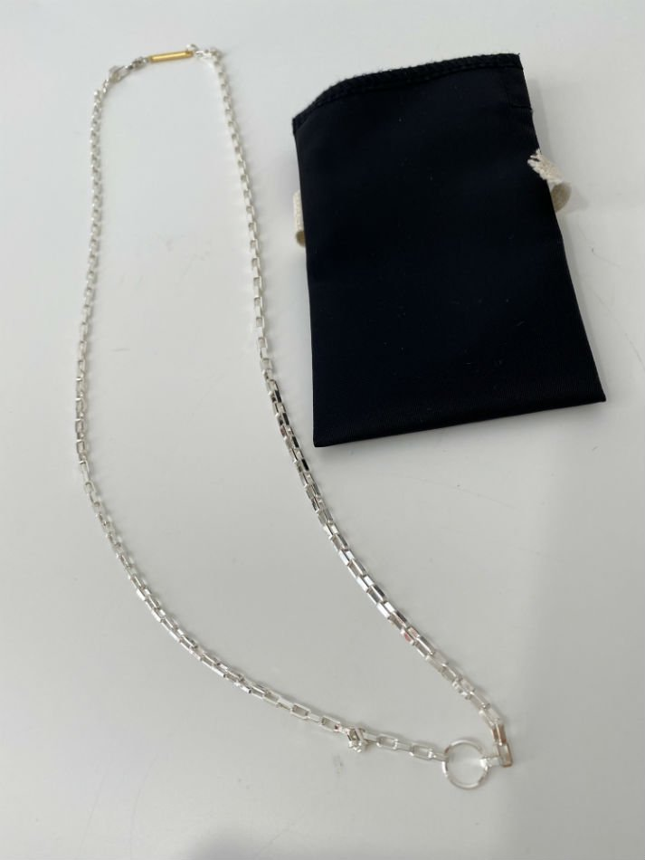 JieDa<br />NECKLESS / SILVER <img class='new_mark_img2' src='https://img.shop-pro.jp/img/new/icons47.gif' style='border:none;display:inline;margin:0px;padding:0px;width:auto;' />