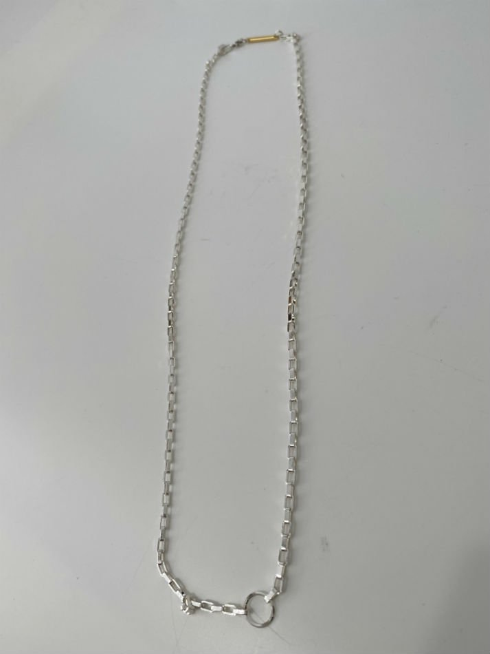 JieDa<br />NECKLESS / SILVER