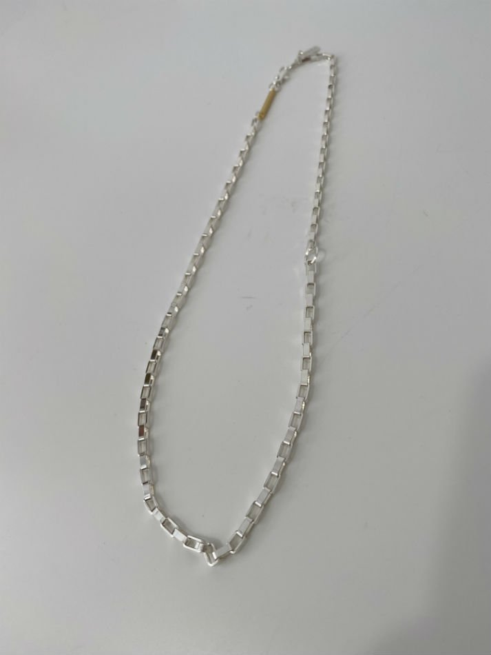 JieDa<br />SHORT NECKLESS / SILVER <img class='new_mark_img2' src='https://img.shop-pro.jp/img/new/icons55.gif' style='border:none;display:inline;margin:0px;padding:0px;width:auto;' />