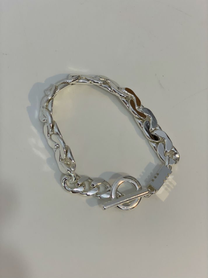 JieDa<br />BRACELET / SILVER