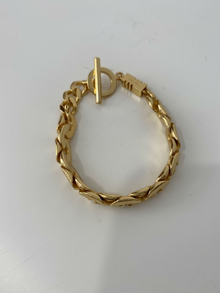 JieDa<br />BRACELET / GOLD <img class='new_mark_img2' src='https://img.shop-pro.jp/img/new/icons47.gif' style='border:none;display:inline;margin:0px;padding:0px;width:auto;' />