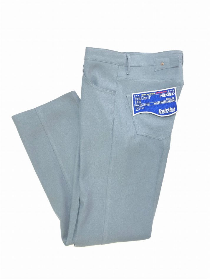 DAIRIKU<br />Flasher Pressed Pants / Teal Blue <img class='new_mark_img2' src='https://img.shop-pro.jp/img/new/icons47.gif' style='border:none;display:inline;margin:0px;padding:0px;width:auto;' />
