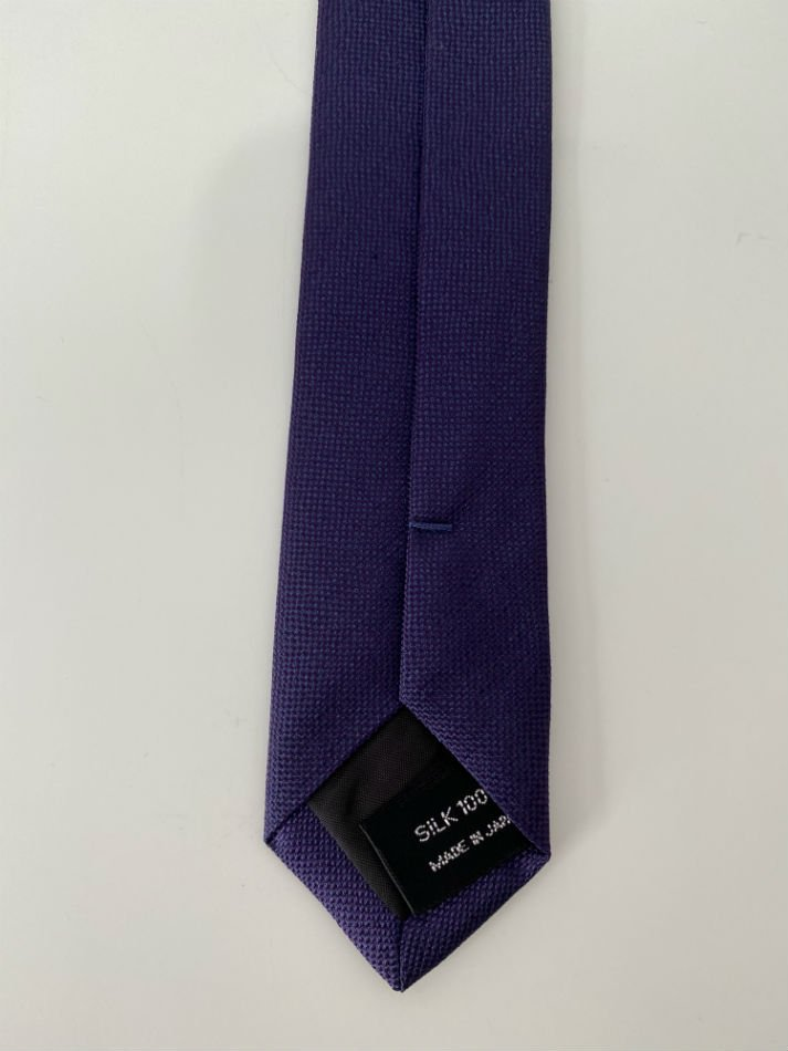 LITTLEBIG<br />Plain Silk Tie / Purple  <img class='new_mark_img2' src='https://img.shop-pro.jp/img/new/icons14.gif' style='border:none;display:inline;margin:0px;padding:0px;width:auto;' />