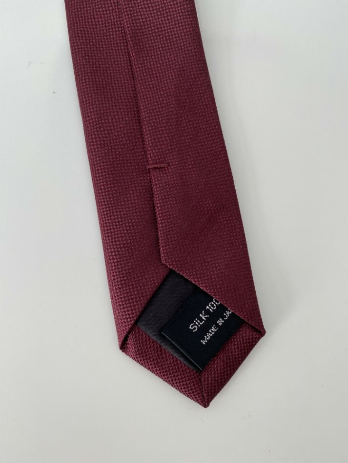 LITTLEBIG<br />Plain Silk Tie / Red <img class='new_mark_img2' src='https://img.shop-pro.jp/img/new/icons14.gif' style='border:none;display:inline;margin:0px;padding:0px;width:auto;' />