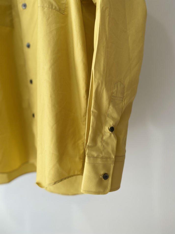 LITTLEBIG<br />Pocket Dress SH / Yellow <img class='new_mark_img2' src='https://img.shop-pro.jp/img/new/icons14.gif' style='border:none;display:inline;margin:0px;padding:0px;width:auto;' />