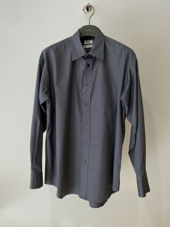 ALLEGE<br />Standard Shirt / GRAY  <img class='new_mark_img2' src='https://img.shop-pro.jp/img/new/icons47.gif' style='border:none;display:inline;margin:0px;padding:0px;width:auto;' />