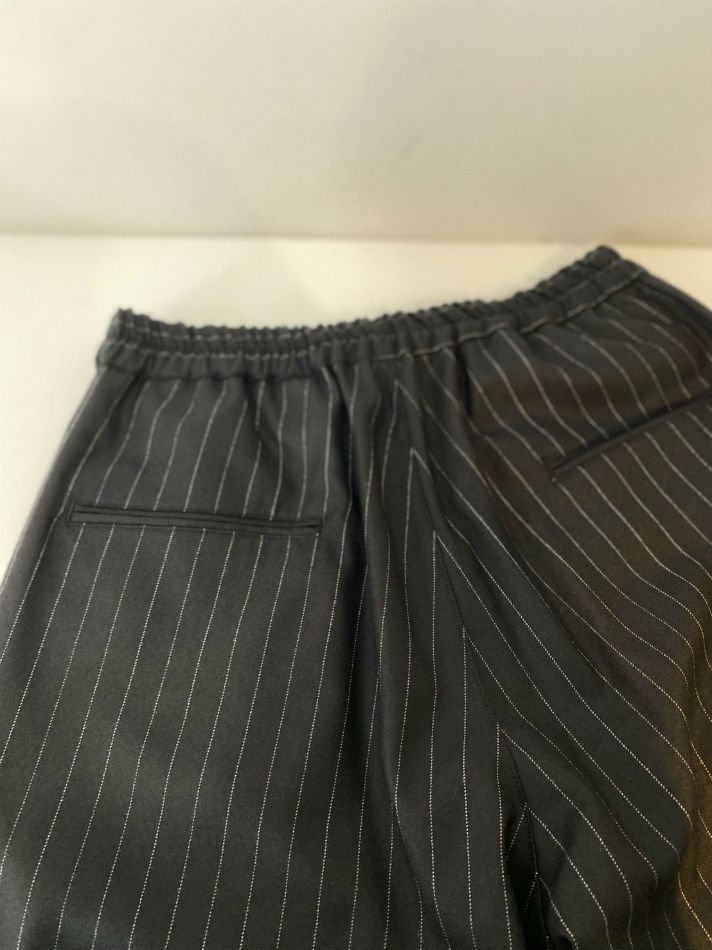 ALLEGE<br />Standard Easy Pants / STRIPE <img class='new_mark_img2' src='https://img.shop-pro.jp/img/new/icons14.gif' style='border:none;display:inline;margin:0px;padding:0px;width:auto;' />