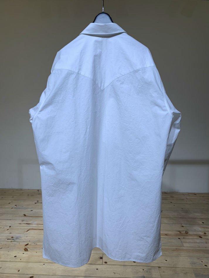 KHOKI<br />Moon western shirt / White <img class='new_mark_img2' src='https://img.shop-pro.jp/img/new/icons14.gif' style='border:none;display:inline;margin:0px;padding:0px;width:auto;' />