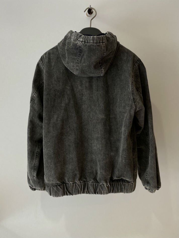 kudos<br />PLAY DENIM JACKET / GRAY
