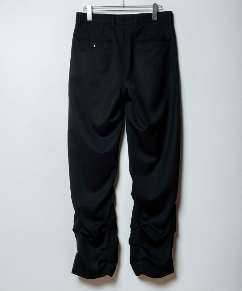kudos<br />TACK TACK TROUSERS / BLACK