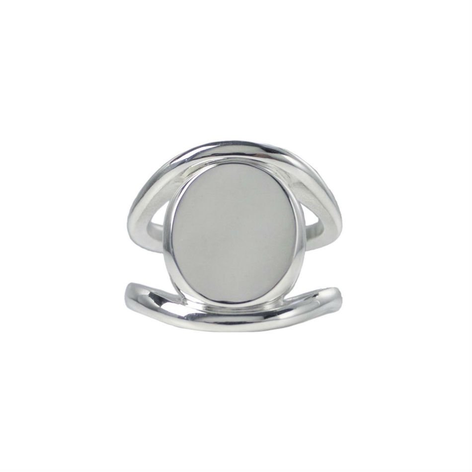 BUYING ITEM<br />cut-out eye ring