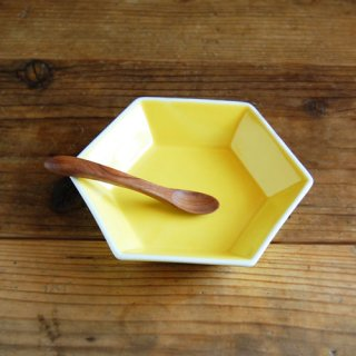 apple wood spoon/baby