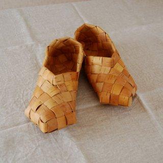 白樺のシューズ/Mサイズ/靴タイプ