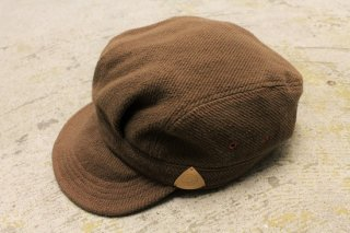 WORK CAP<br>BROWN