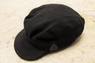 WORK CAP<br>BLACK