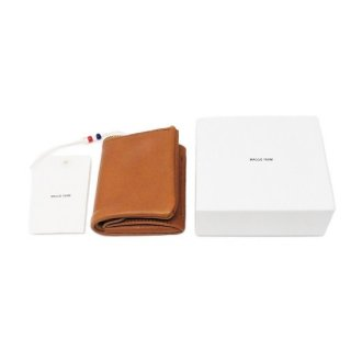 HALF CHIEF WALLET / BROWN