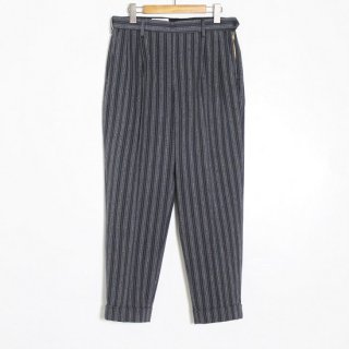 RANCH SLACKS / BLACK