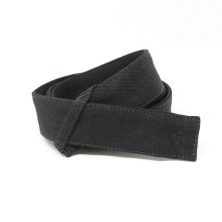 knot belt / black