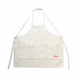 DCP-APRON / OFF WHITE