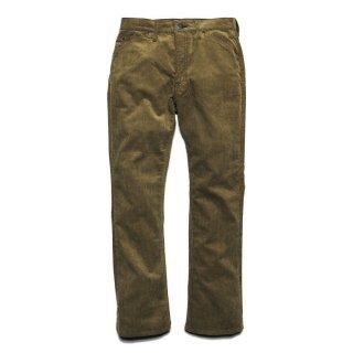bootcut -corduroy- / brown