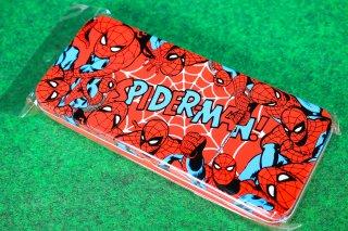 スパイダーマン カンペンケース レッド 輸入雑貨/海外雑貨/直輸入/アメリカ雑貨/イギリス雑貨/文房具/おもちゃ/Spiderman/缶ペンケース