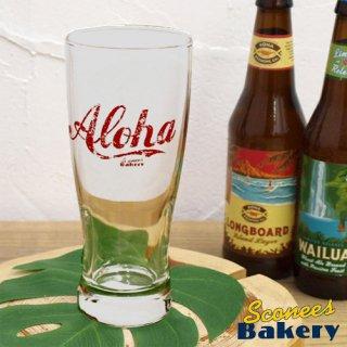 SconeesBakery スコーニーズベーカリー グラス(ALOHA)  輸入雑貨/海外雑貨/直輸入/アメリカ雑貨