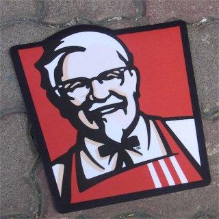 KFC ケンタッキーフライドチキン MOUSE PAD マウスパッド  輸入雑貨/海外雑貨/直輸入/アメリカ雑貨