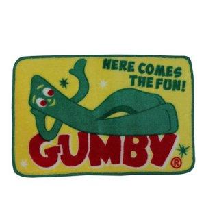 フロアマット ガンビー FLOOR MAT 2000 (GUMBY:SLEEPING) 輸入雑貨/海外雑貨/直輸入/アメリカ雑貨