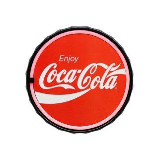 コカコーラ COKE LED ロープ ネオン サイン ENJOY COCA-COLA BOTTLE CAP   輸入雑貨/海外雑貨/直輸入/アメリカ雑貨/アメ雑