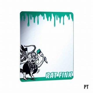 ラットフィンク ミラー サイン Rat Fink Mirror Sign (RAF562:PT)  輸入雑貨/海外雑貨/直輸入/アメリカ雑貨/アメ雑